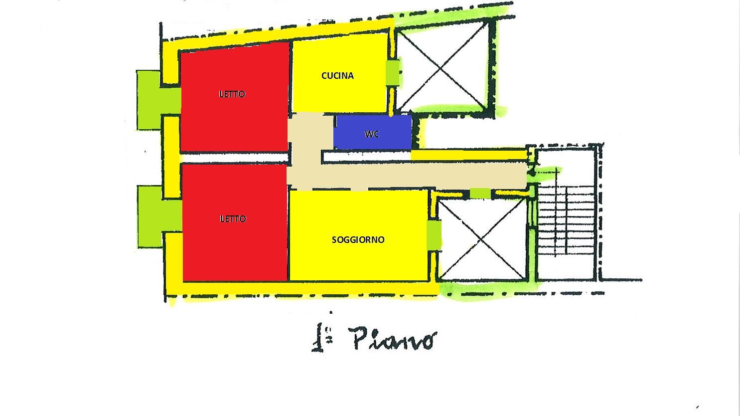 Mondocasa immobiliare franchising network for Planimetrie efficienti